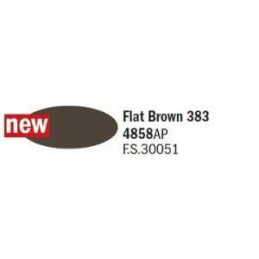 IT4858AP FLAT BROWN 383 20ml