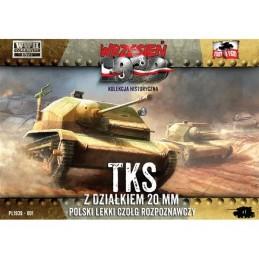 FTF001 1/72 TKS z 20