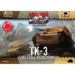 FTF005 1/72 TK-3 tank