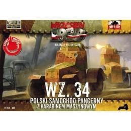 FTF007 1/72 Wz. 34 Polish...