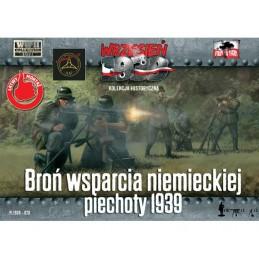 FTF020 1/72 German infantry...