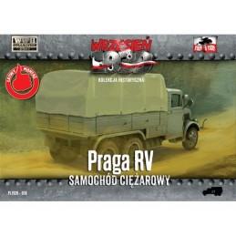 FTF030 1/72 Praga RV truck