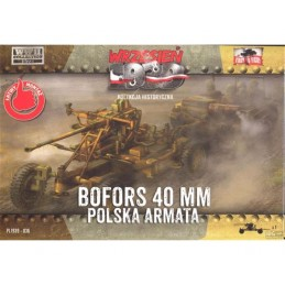 FTF036 1/72 - Polish Bofors...