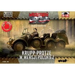 FTF050 1/72 Krupp Protze -...