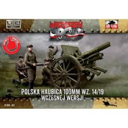 FTF052 1/72 100mm Polish...