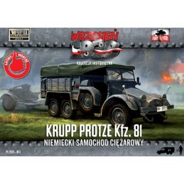 FTF061 1/72 Kfz. 81 German...