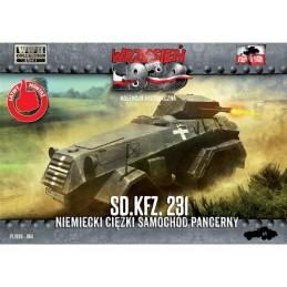 FTF064 1/72 Sd.Kfz. 231