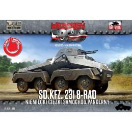 FTF065 1/72 Sd.Kfz. 213 8-RAD