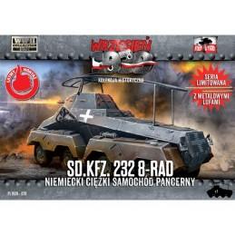 FTF070 1/72 Sd.Kfz. 232 8-Rad