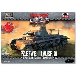 FTF075 1/72 Pz.BfWg III...