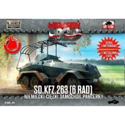 FTF076 1/72 Sd.Kfz. 263 6 Rad
