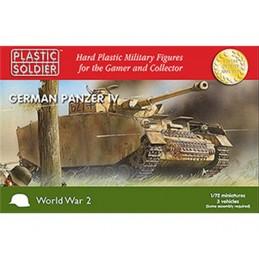 PSC-V20002 1/72 Panzer IV...