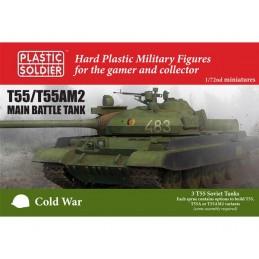PSC20001b 1/72 T55 Soviet...