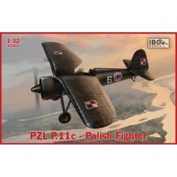 IBG32001 1/32 PZL P.11c...