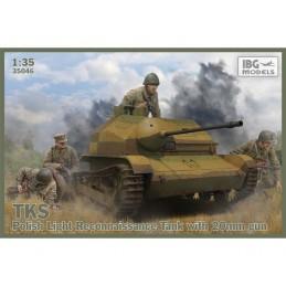 IBG35046 1/35 TKS Tankette...