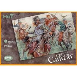 HAT8022 1/72 Gallic Cavalry