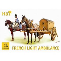 HAT8103 1/72 Light Ambulance