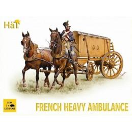HAT8104 1/72 French Heavy...