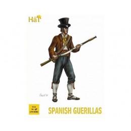 HAT8116 1/72 Spanish Guerillas