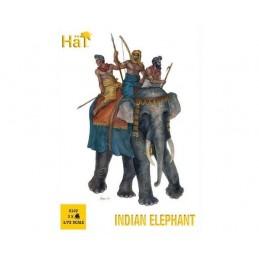 HAT8142 1/72 Indian Elephant
