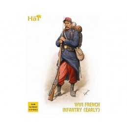 HAT8148 1/72 WWI French...