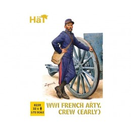 HAT8159 1/72 WWI French...