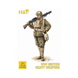 HAT8177 1/72  WWI British...