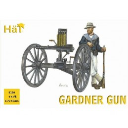 HAT8180 1/72 Gardner Gun
