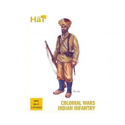 HAT8203 1/72 Colonial Wars...