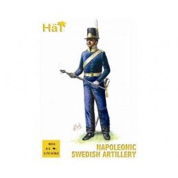 HAT8231 1/72 Swedish Artillery