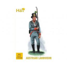 HAT8233 1/72 Austrian Landwehr