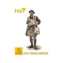 HAT8235 1/72 WWI Highlanders