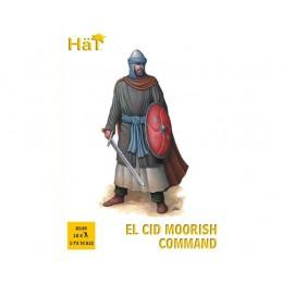 HAT8249 1/72 El Cid Moorish...