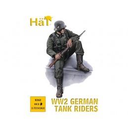 HAT8262 1/72 German Tank...