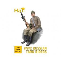 HAT8263 1/72 Russian Tank...