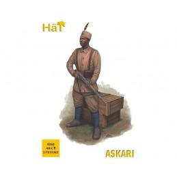 HAT8268 1/72 WWI Askari -...