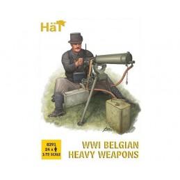 HAT8291 1/72 WWI Belgian...