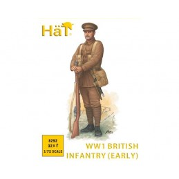 HAT8292 1/72 WW1 British...