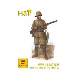HAT8293 1/72 WW1 British...