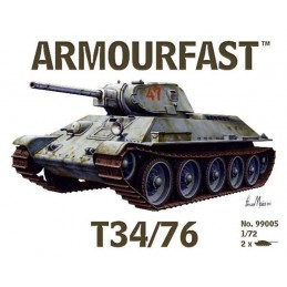 AMF99005 1/72 T34/76...