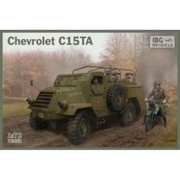 IBG72053 1/72 Chevrolet C15TA