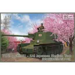IBG72058 1/72 Type 3 Chi-Nu...