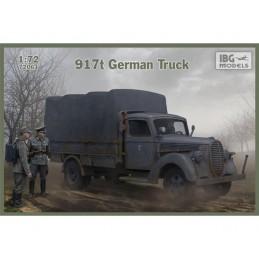 IBG72061 1/72 917t German...