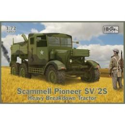 IBG72077 1/72 Scammell...