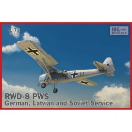 IBG72503 1/72 RWD-8 PWS -...