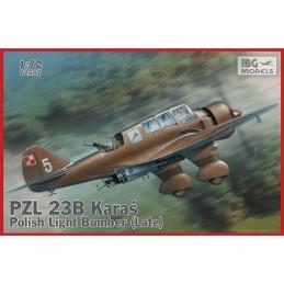 IBG72507 1/72 PZL. 23B...