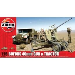 A02314 Bofors Gun and...