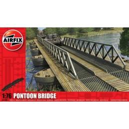 A03383 Pontoon Bridge 1/76