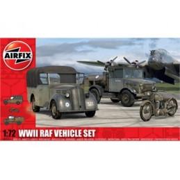 A03311 WWII RAF Vehicle Set...