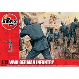 A01726 WWI German Infantry...